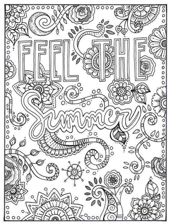 Coloring Contest Summer 9