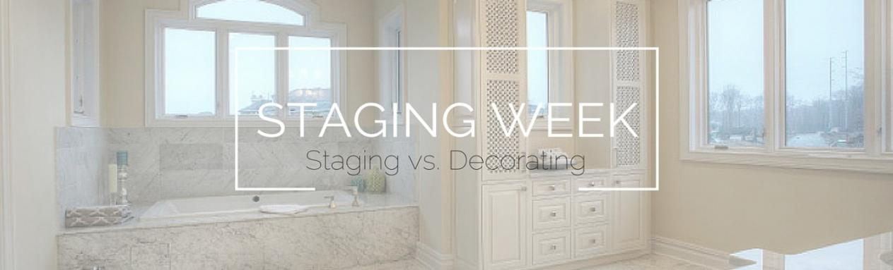 The Difference Between Staging U0026 Decorating