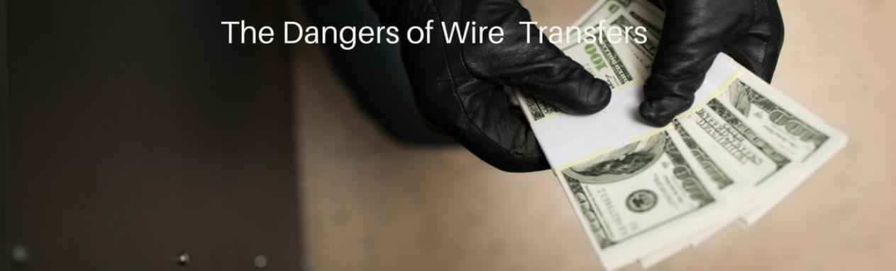 on is wiring money the same as transferring