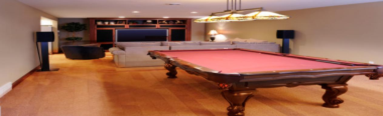 Can Hardwood Flooring Ever Be Used in a Basement? & Can Hardwood Flooring Ever Be Used in a Basement? | Lifestyle ...